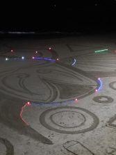 El pintor de la arena por Santiago Gil