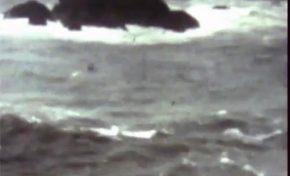 Recuerdos visuales: Reboso en El Confital. 1964
