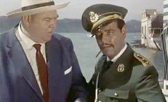 """Documento visual del año 1959. La Puntilla en la película alemana """"Peter Voss"""""""