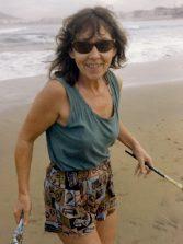 """Playeras ilustres: Hildegard Hahn """"El Océano Atlántico me sigue inspirando para mis proyectos y, sobre todo, el nunca alcanzable horizonte"""""""