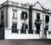 """El nacimiento del  edificio Italcable en la """"Playa de Las Arenas"""""""