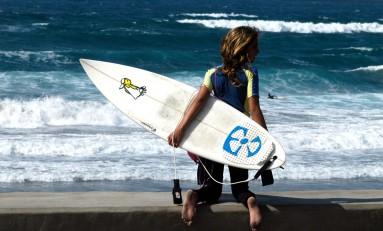 El surf en Las Canteras y sus frases más famosas