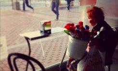 """Nuestros personajes """"Rita, la vendedora de flores"""""""