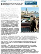 La playa de Las Canteras será reserva marina este verano. ( www.laprovincia.es)