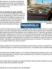 Revivir Las Canteras. ( www.laprovincia.es)