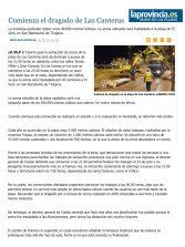 Comienza el dragado de Las Canteras. ( www.laprovincia.es)