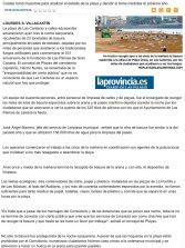 La resaca de San Juan deja 23 toneladas de basura en la arena de Las Canteras. ( www.laprovincia.es)