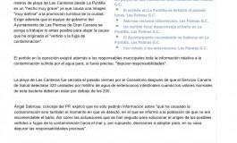 El cierre de La Puntilla daña la imagen de la ciudad ( www.laprovincia.es).
