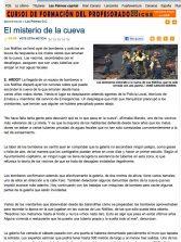 El misterio de la cueva ( www.laprovincia.es).