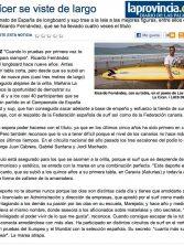 La Cícer se viste de largo ( www.laprovincia.es).