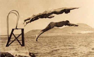 La colección de fotos históricas de Vicente García