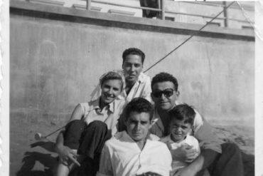 Imágenes para el recuerdo. La playa en los años 50 del siglo pasado