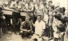 Recordando a gentes del barrio de Las Canteras por Juan Boza Chirino