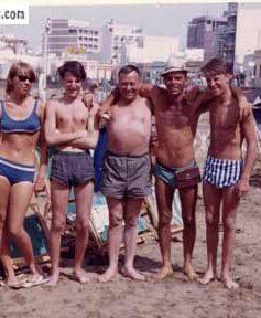 Tito y los turistas