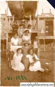 Las Canteras en 1924