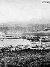 El istmo en 1890