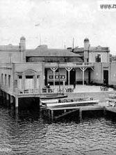 El Club Nautico en 1910