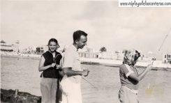 Imágenes para el recuerdo: la pesca deportiva en los años 50
