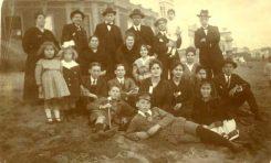 1917. Familia Macias del Rió