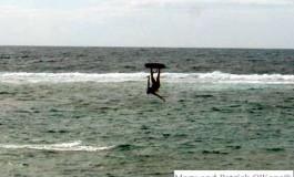 El salto del flysurfer
