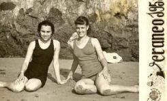 1951 Dora y amiga