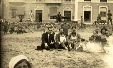 La playa de Las Canteras en una crónica de 1933