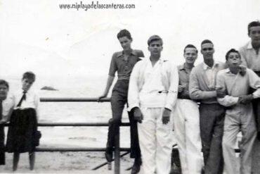 Pichi, Luison, Ravelo, Luis Marrero, Ojeda hace muchos años