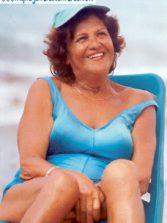 """Entrevista a Lola Chirino: """"Aquellos años, yo era feliz, porque no tenía ningún miedo"""""""
