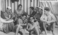 Pandilla de los amigos de Antonio Quevedo