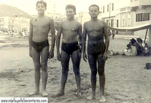 Nanino, Luis y Tino-colecc. Antonio Quevedo
