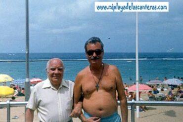 Alfonso del Real & Pepe