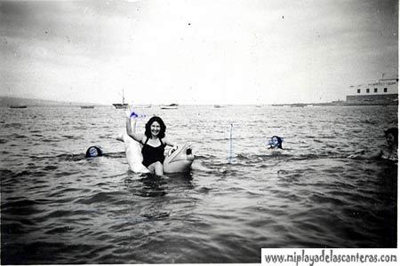 Esther Suárez de remojo en el 48
