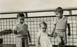Margarita Artiles y sus hermanos-colecc. Familia Artiles