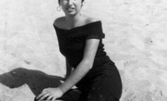 Oria Tavio Torón en 1955