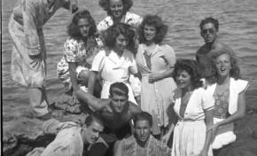 Una pandilla de 1944