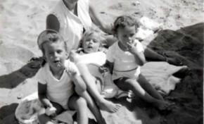 Sofia Gómez Arroyo, Maira, Ana y Marta Valdivielso Gómez en el 53