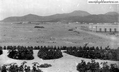La playa salvaje, final del siglo XIX- Archivo Museo Canario