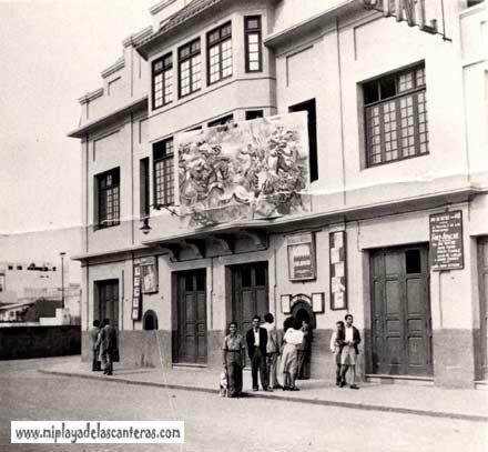 El Teatro de Las Canteras