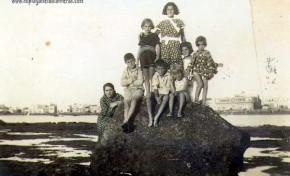 La roca que desapareció de la Barra Grande