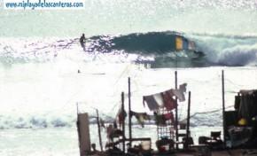 La chabola de Tomasa y los surferos, años 80