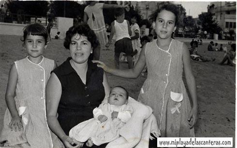 Las hermanas Santana Marrero-colecc. Ofelia Santana