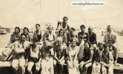 A bordo del Sensat, sobre 1920-colecc. Juan Melián