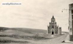 La Iglesia de El Pino y su entorno en 1927