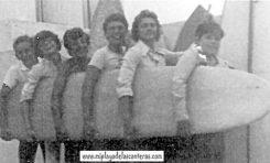Surf en los 70- El gran tablón -Aportación Orca Surf Shop
