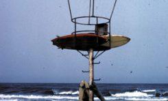 Surf en los 80-La torreta y las tablas-Aportación Orca Surf Shop