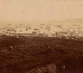 1947: incendio en el polvorín de La Isleta