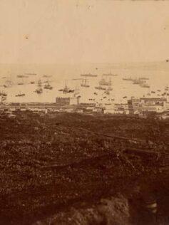 1947. Incendio en el polvorín de La Isleta
