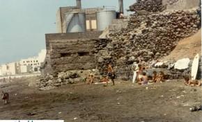 El antiguo muro de la CICER