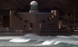 Grandes olas en la Cicer