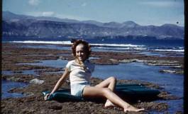 Isabelona en la Barra-1957- colecc. Juan Melián